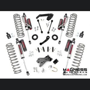 """Jeep Wrangler JK Suspension Lift Kit w/ Vertex Reservoir Shocks - 4"""" Lift"""